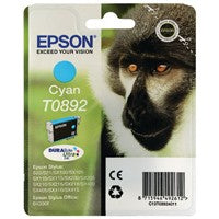 Epson T0892 Cyan Ink Cartridge T0892