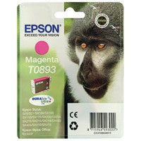 Epson T0893 Magenta Ink Cartridge T0893