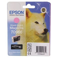 Epson T0966 Light Magenta Ink Cartridge
