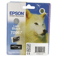 Epson T0967 Light Black Inkjet Cartridge