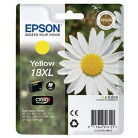 Epson 18XL Yellow Ink Cartridge T1814