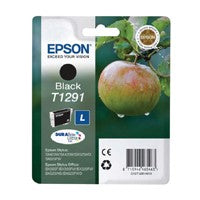 Epson T1291 BlackInkjet Cartridge