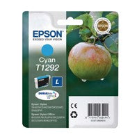 Epson T1292 Cyan H/Y Ink Cartridge