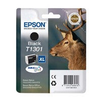 Epson T1301 Black Ex H/Y Ink Cartridge