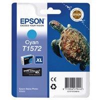 Epson T1572 Cyan Ink Cartridge