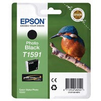 Epson T1591 Black Photo Ink Cartridge