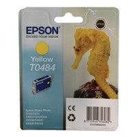 Epson T0484 Yellow Inkjet Cartridge