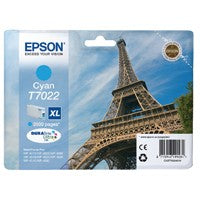 Epson T7022 Cyan Inkjet Cartridge