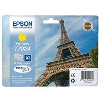 Epson T7024 Yellow Ink Cartridge