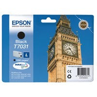 Epson T7031 Black Inkjet Cartridge