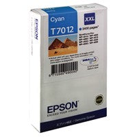 Epson T7012 Cyan EHY Ink Cartridge