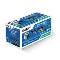 Epson AL-C1100/CX11 Colour Toner Pack