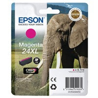 Epson 24XL Magenta H/Y Cartridge T2433