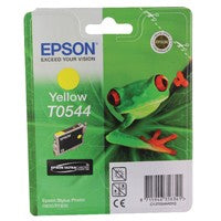 Epson T0544 Yellow Inkjet Cartridge