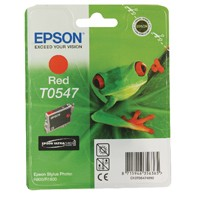 Epson T0547 Red Inkjet Cartridge