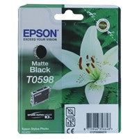 Epson T0598 Matte Black Ink Cartridge