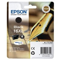 Epson 16XL Black Inkjet Cartridge T1631