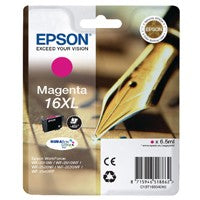 Epson 16XL Magenta Ink Cartridge T1633