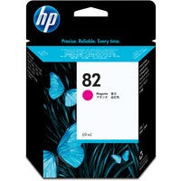 HP 82 Magenta Inkjet Cartridge C4912A