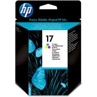 HP 17 Cyan/Magenta/Yellow Ink C6625A