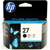 HP 27 Black Inkjet Cartridge C8727AE