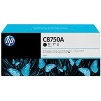 HP Black Ink Cartridge C8750A