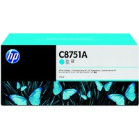 HP Cyan Ink Cartridge C8751A