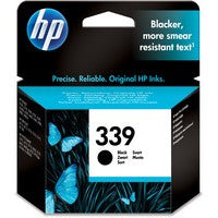 HP 339 Black Ink Cartridge C8767EE