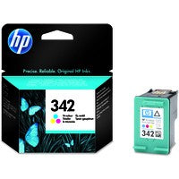 HP 342 Cyan/Magenta/Yellow Ink C9361EE