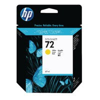 HP 72 Yellow Ink Cartridge C9400A