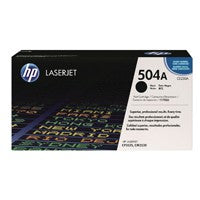 HP CE250A Black Toner Cartridge 504A - CM3530 / CP3525