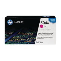 HP CE253A Magenta Toner Cartridge 504A - CM3530 / CP3525