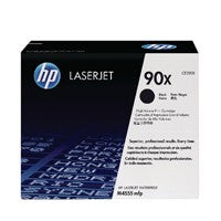 HP CE390XD Black High Capacity Dual Pack Toner Cartridge 90X - M4555