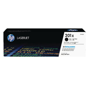HP CF400X Black High Capacity Toner Cartridge 201X - HP M252 / M277