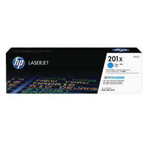 HP CF401X Cyan High Capacity Toner Cartridge 201X - HP M252 / M277