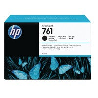 HP 761 Matte Black Ink Cartridge CM991A