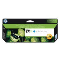 HP 971XL Cyan High Capacity Ink Cartridge CN626AE