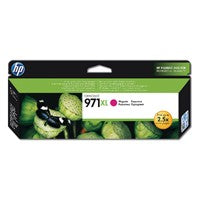 HP 971XL Magenta High Capacity Ink Cartridge CN628AE