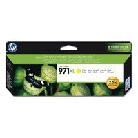 HP 971XL Yellow High Capacity Ink Cartridge CN628AE