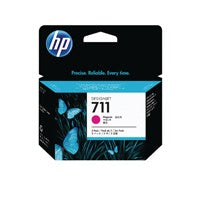 HP 711 Magenta Cartridge Pk3 CZ135A