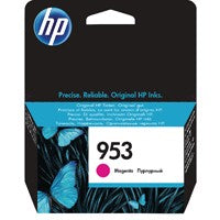 HP 953 Magenta Ink Cartridge F6U13AE#BGX