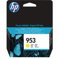 HP 953 Yellow Ink Cartridge F6U14AE#BGX