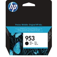 HP 953 Black Cartridge L0S58AE#BGX