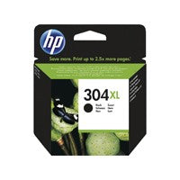 HP 304XL Black Ink Cartridge N9K08AE#BGX