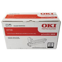 Oki C710 Image Black Drum 43913808