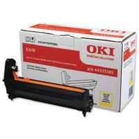 Oki C610 Yellow Image Drum 44315105