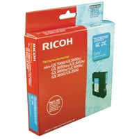 Ricoh GC 21C Cyan Ink Cartridge 405533