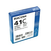 Ricoh GC 41C Cyan Gel Cart H/Y 405762