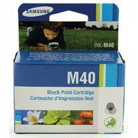 Samsung M40 Black Ink Cart INK-M40/ELS