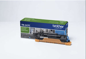 Brother TN-247C High Capacity Cyan Toner